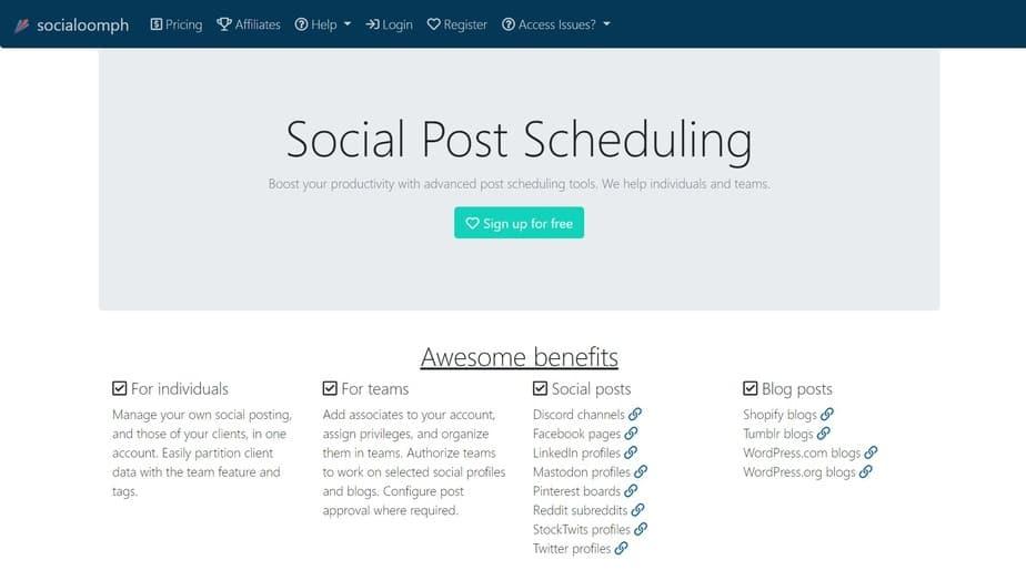 tweet scheduler free
