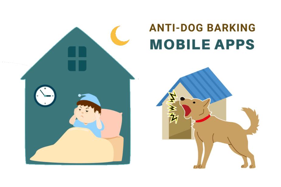 best anti dog barking apps