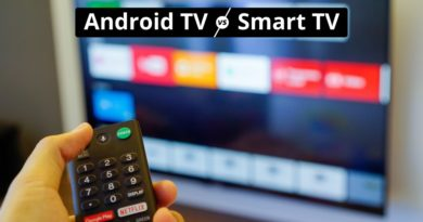 Which is better Android TV or smart TV?
