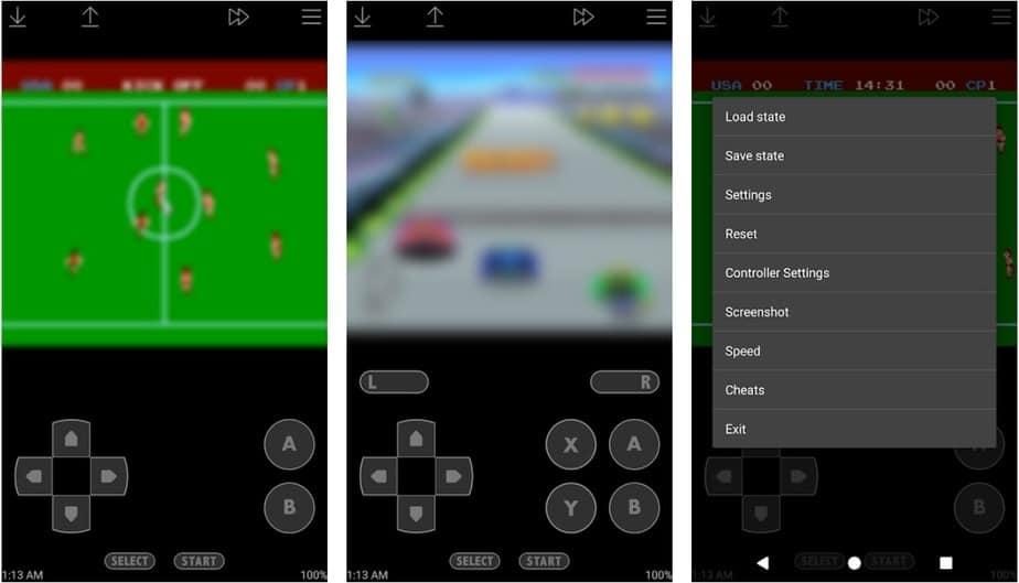 snes emulator android