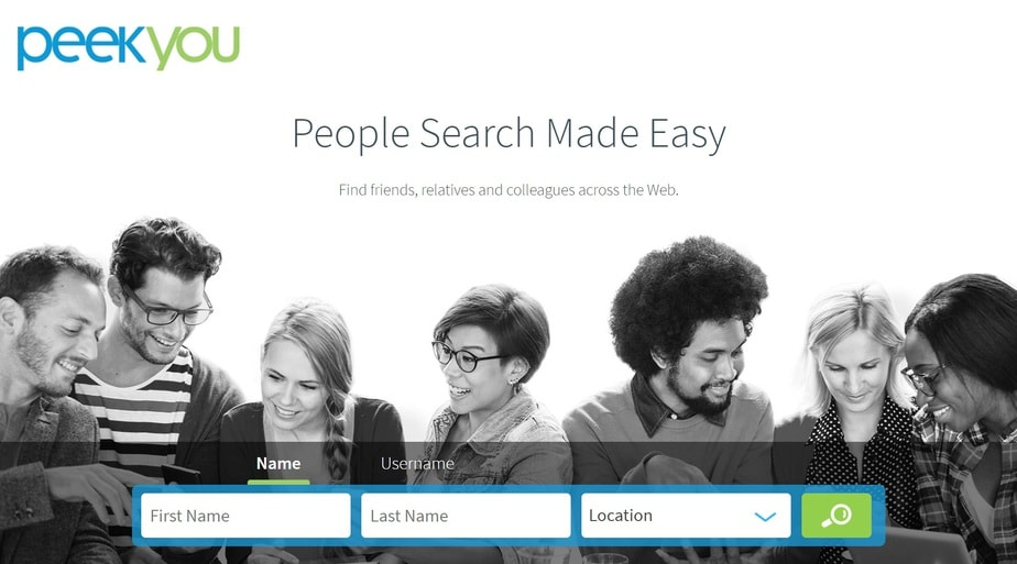 find people website