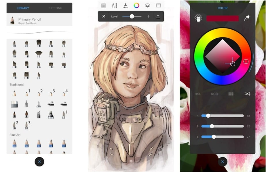 procreate android
