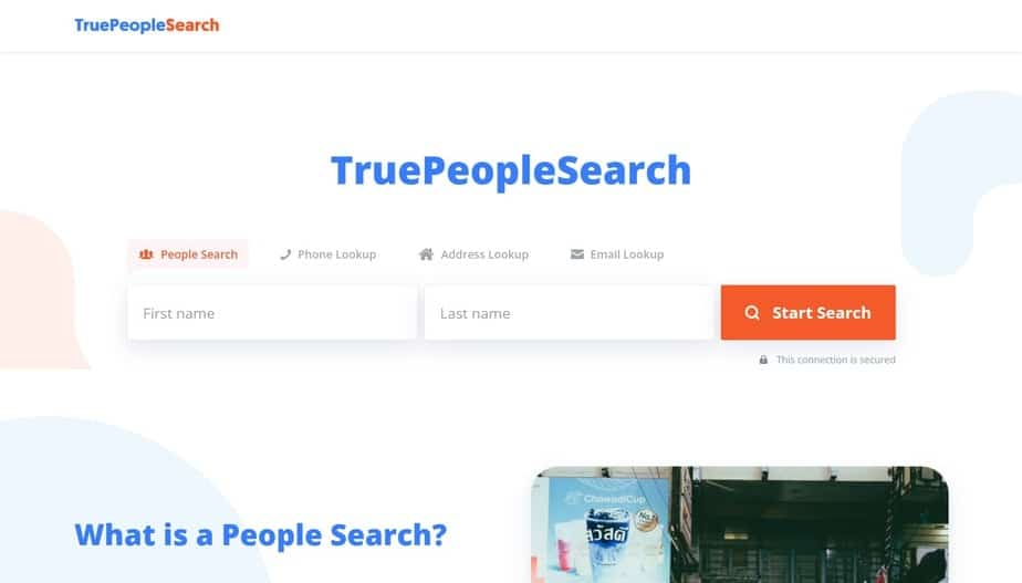 people search site