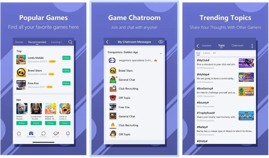 voice chat app for gaming