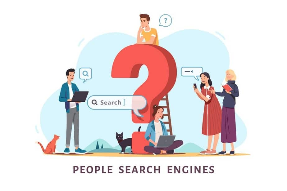 best search engines to find people