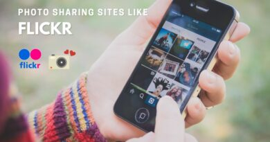 best photo sites like flickr