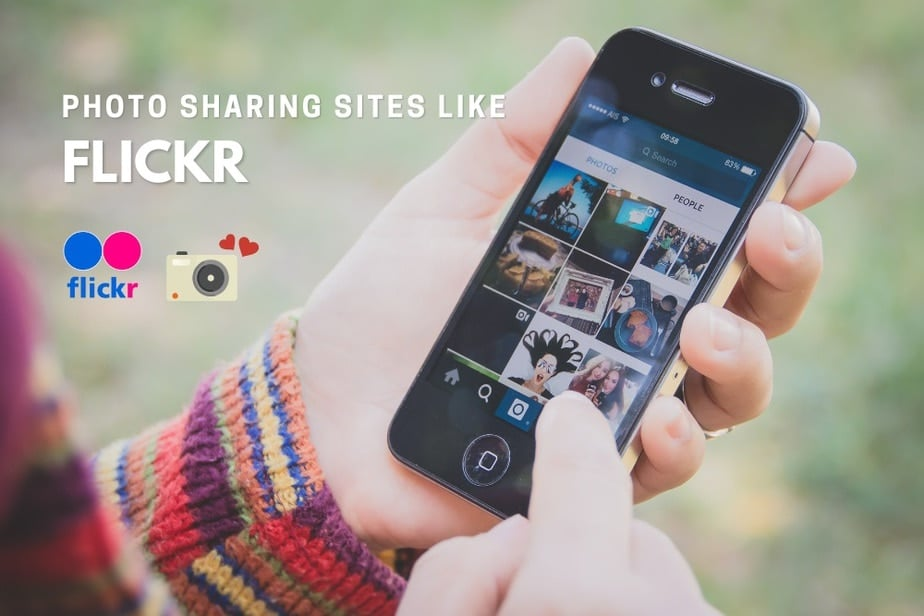 Free Photo Sharing Sites like Flickr