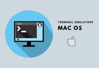 best terminal emulators for Mac